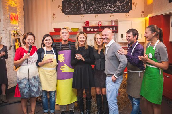 Даша Малахова открыла кулинарную школу