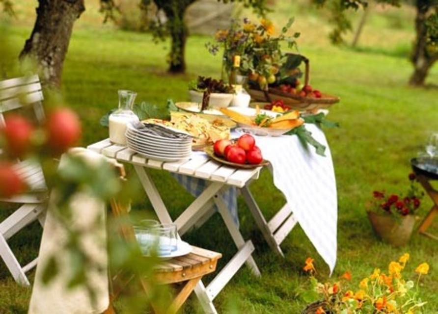 Как сделать отдых на природе комфортнее