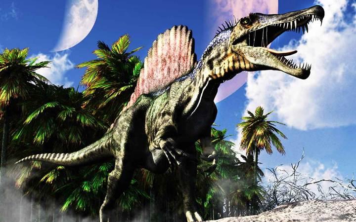 Шоу динозавров. Выставка в Киеве. 10 сентября - 13 октября