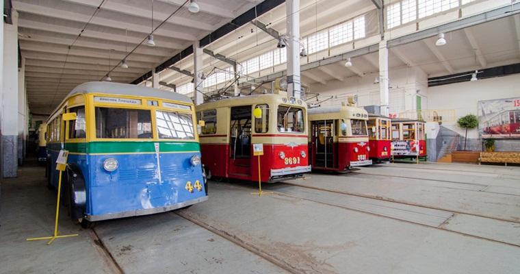 Музей электротранспорта