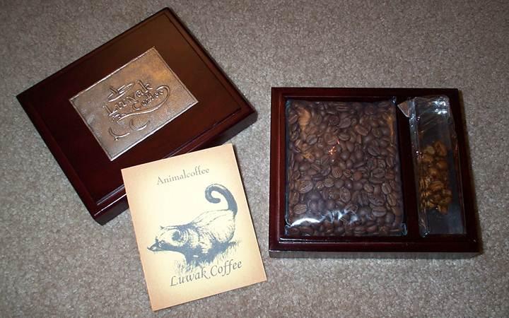 Кофе «Копи Лювак» (Kopi Luwak) - один из самых дорогих напитков мира