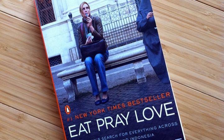 «Есть, молиться, любить». Элизабет Гилберт