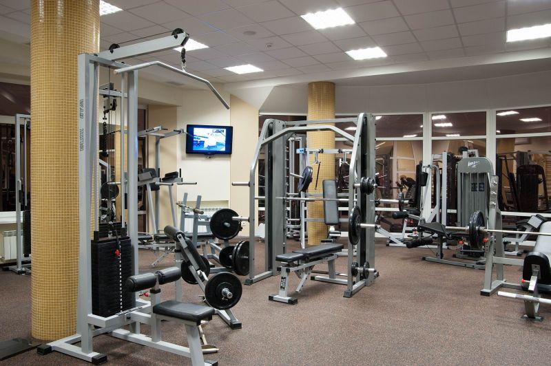 Фитнес клубы на Правом берегу