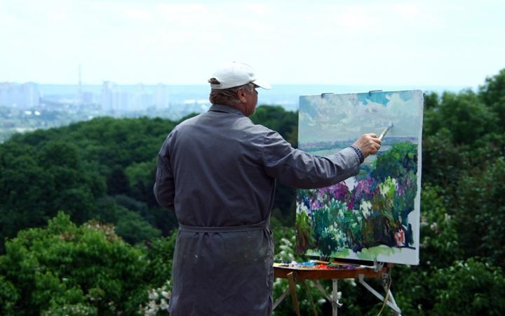 День художника Украины