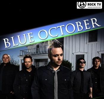 Blue October в Киеве