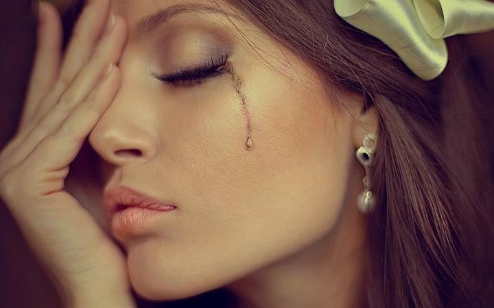 Женские слезы полезны для здоровья