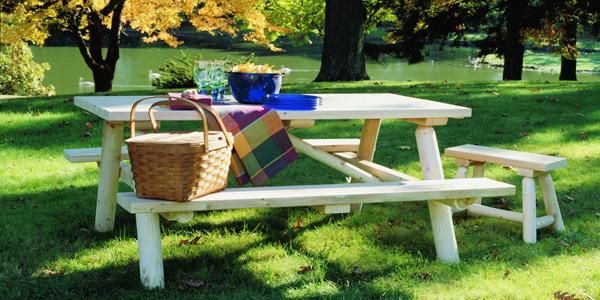 Мебель для отдыха на природе своими руками 51