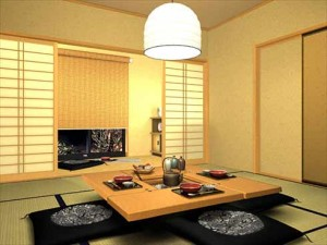 Вечеринка в японском стиле