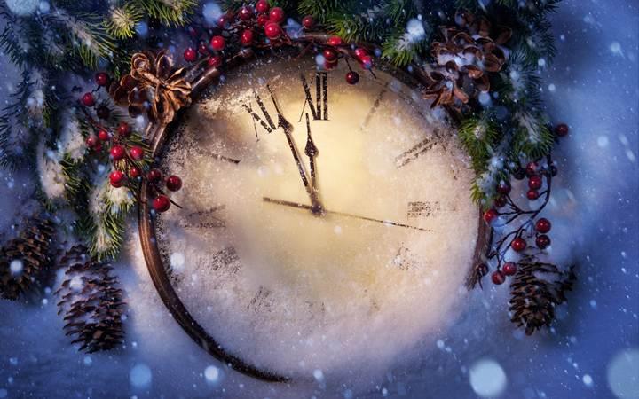 Как отдыхаем на новый год 2014. Выходные дни
