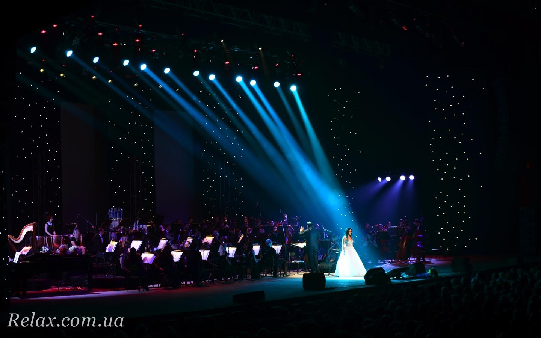 Отчет с концерта Алессандро Сафина
