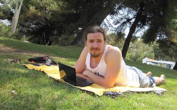Как отдыхает Антон Павленко
