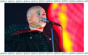 Питер Гэбриэл. Концерт в Киеве