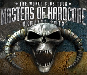 Masters of Hardco в Киеве