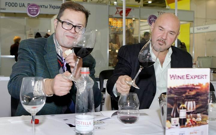 """В Киеве состоялся первый дегустационный шоу рум """"Wine Expert"""""""