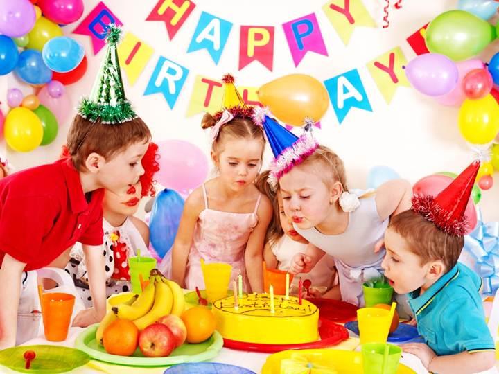 Как сервировать стол на день рождения