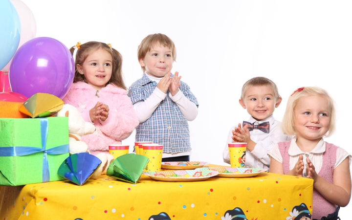 Игры для детского праздника