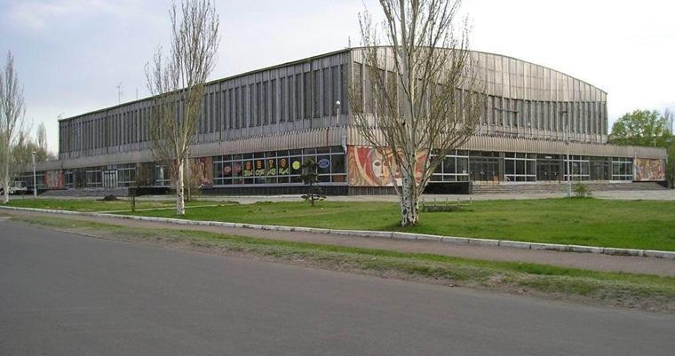 Спорткомплекс «Ледовый стадион»