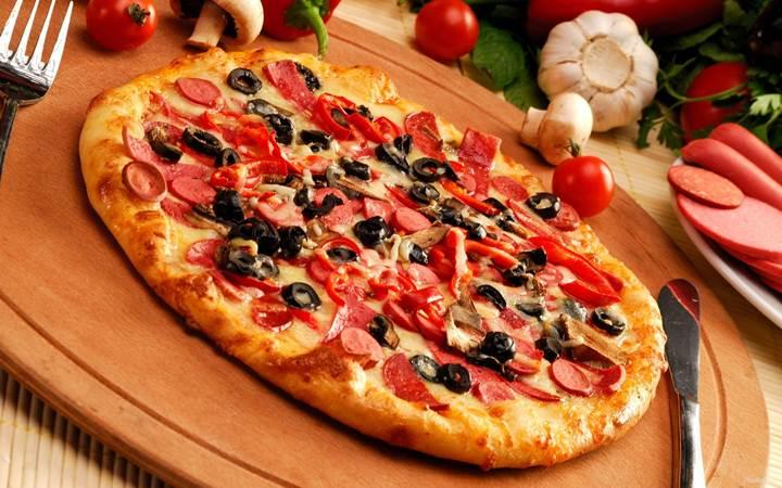 """Создан рецепт """"здоровой"""" пиццы"""