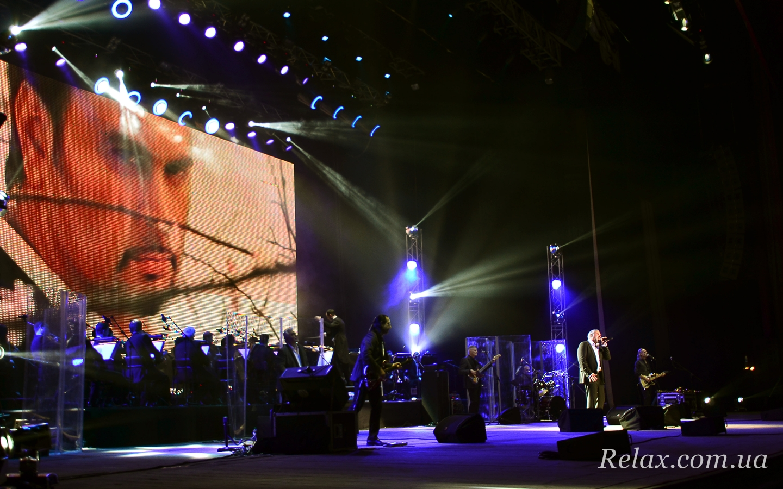 Отчет с концерта Валерия Меладзе