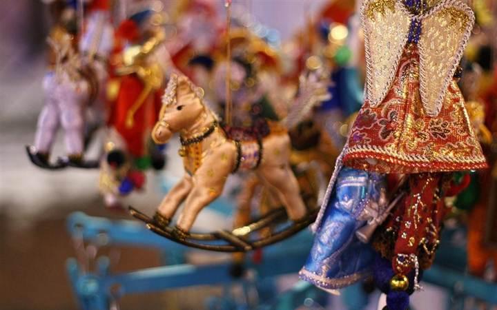 В Киеве откроется новогодний поселок
