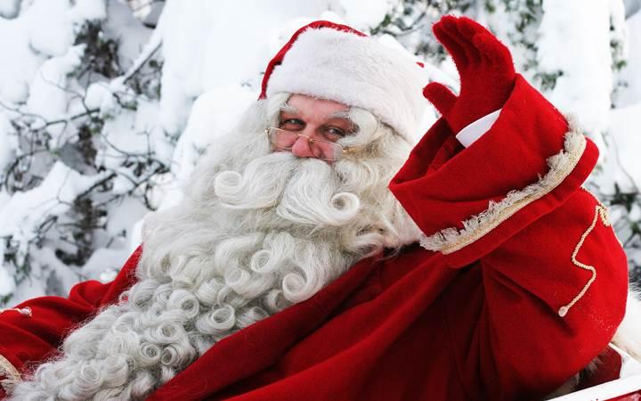 В Киеве работает анонимный Санта-Клаус