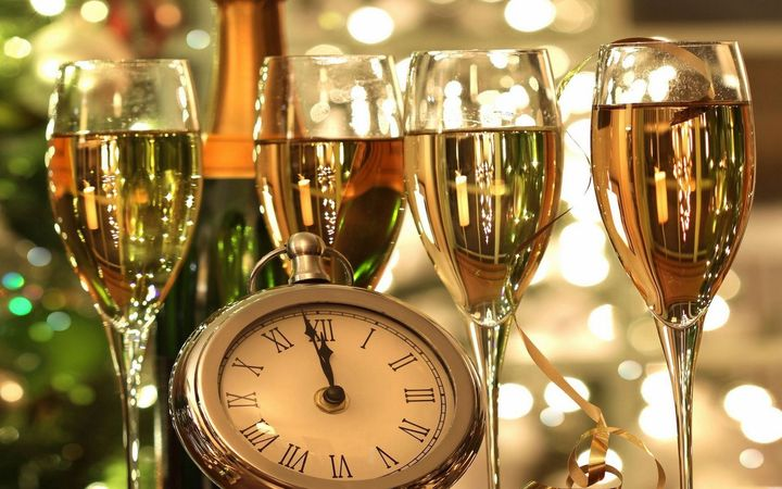 Где встретить Новый Год под Киевом