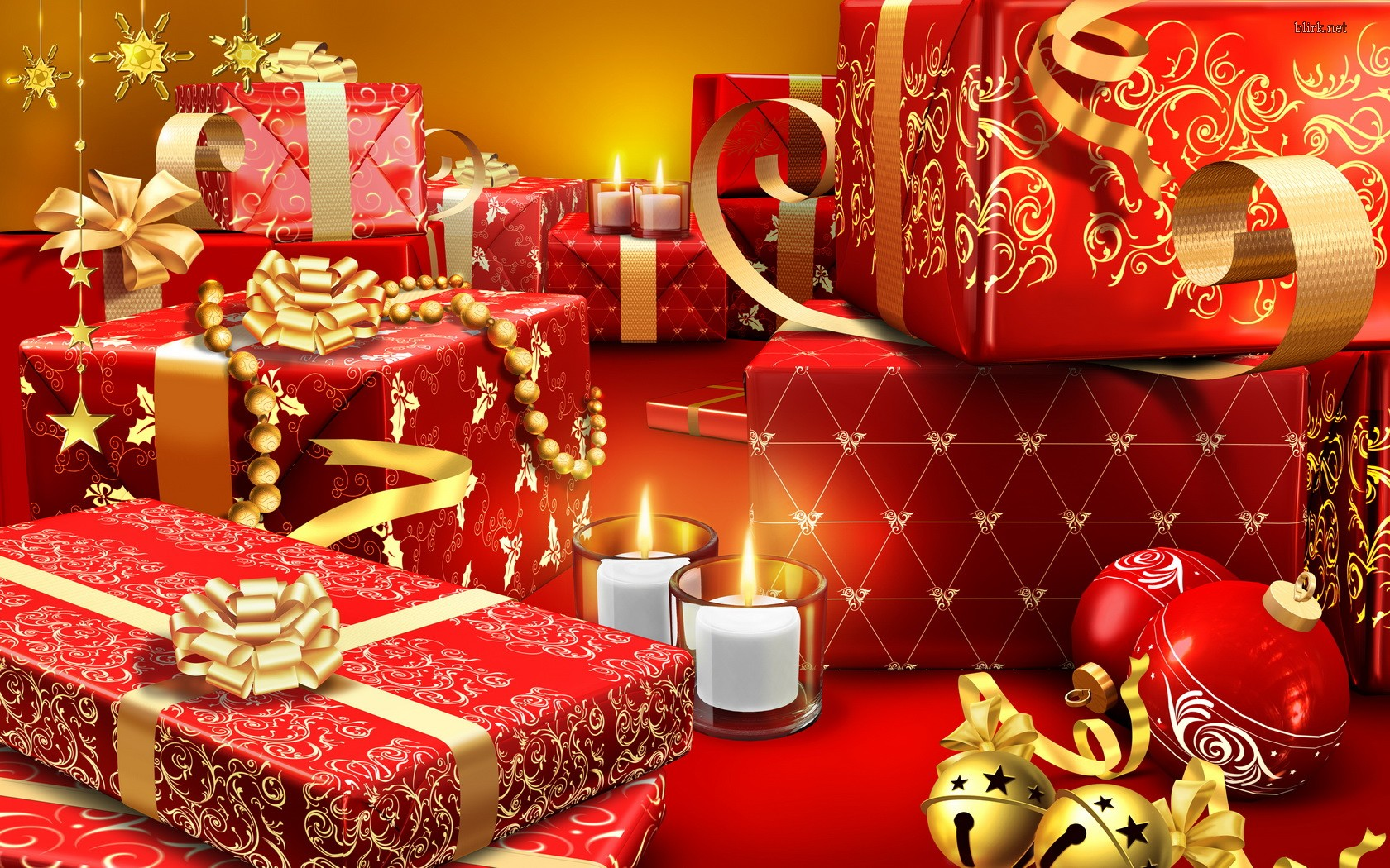 Выбираем подарки на новый год