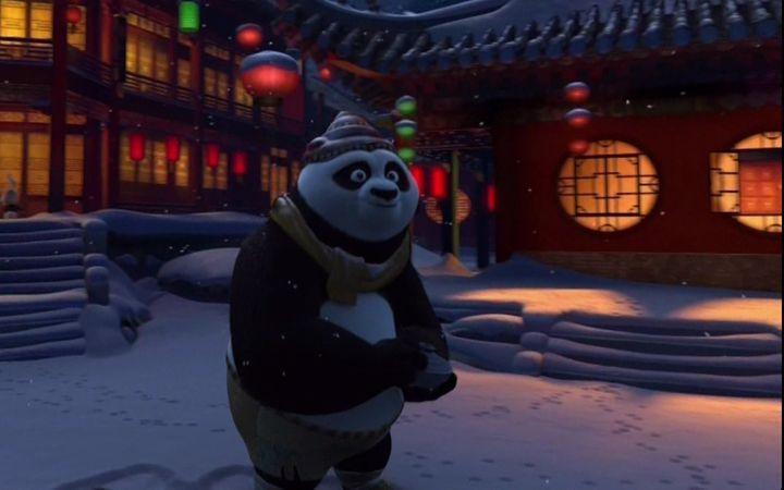 Кунг-фу : Панда Праздничный выпуск