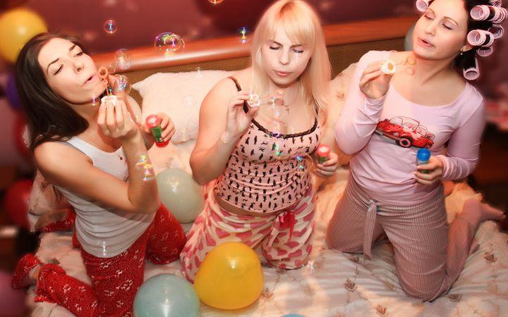 Идея на выходные: Пижамная вечеринка