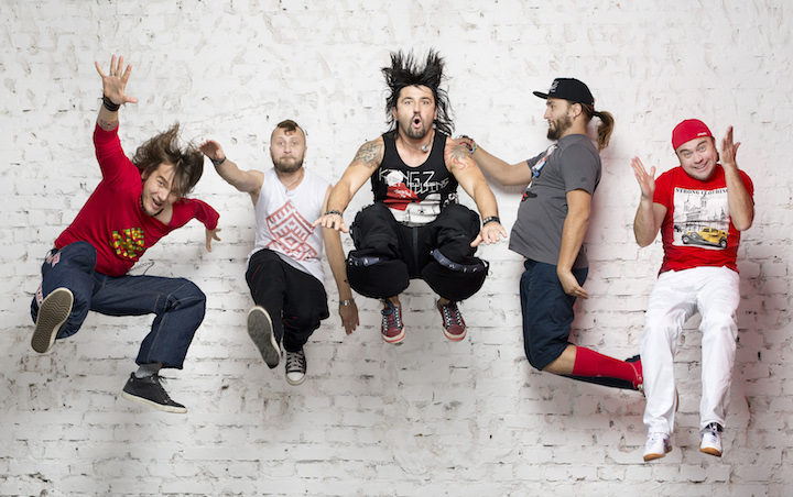 Gogol Bordello в Киеве