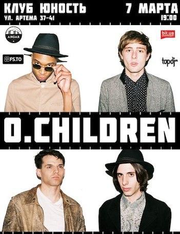 O.Children. Концерт в Киеве