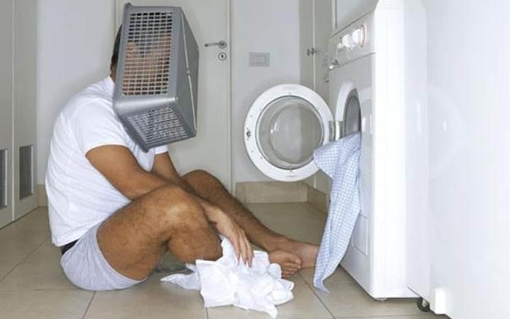 Создана первая в мире стиральная машина для мужчин