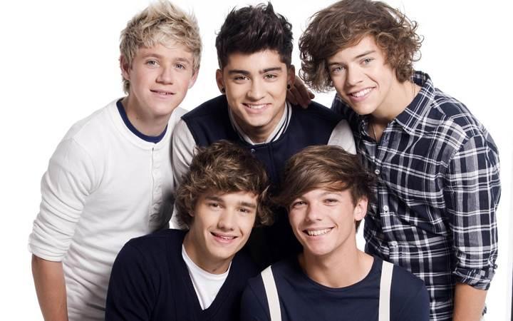 One Direction обошли короля поп-музыки