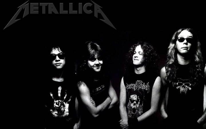 Metallica стала первой группой выступившей на всех континентах