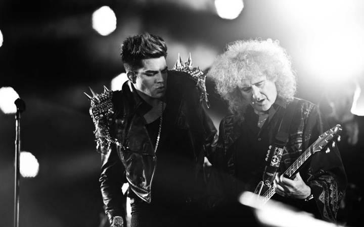 Queen снова могут отправиться в совместный тур с Адамом Ламбертом
