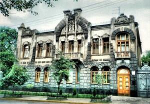 Необычные здания Киева