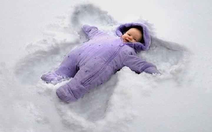 Прогулки с ребенком в мороз. Что важно помнить