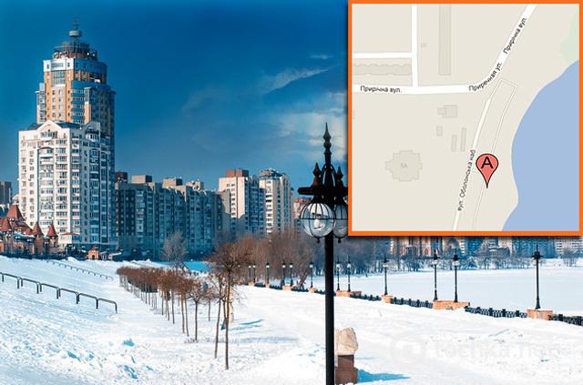 Где покататься на санках в Киеве