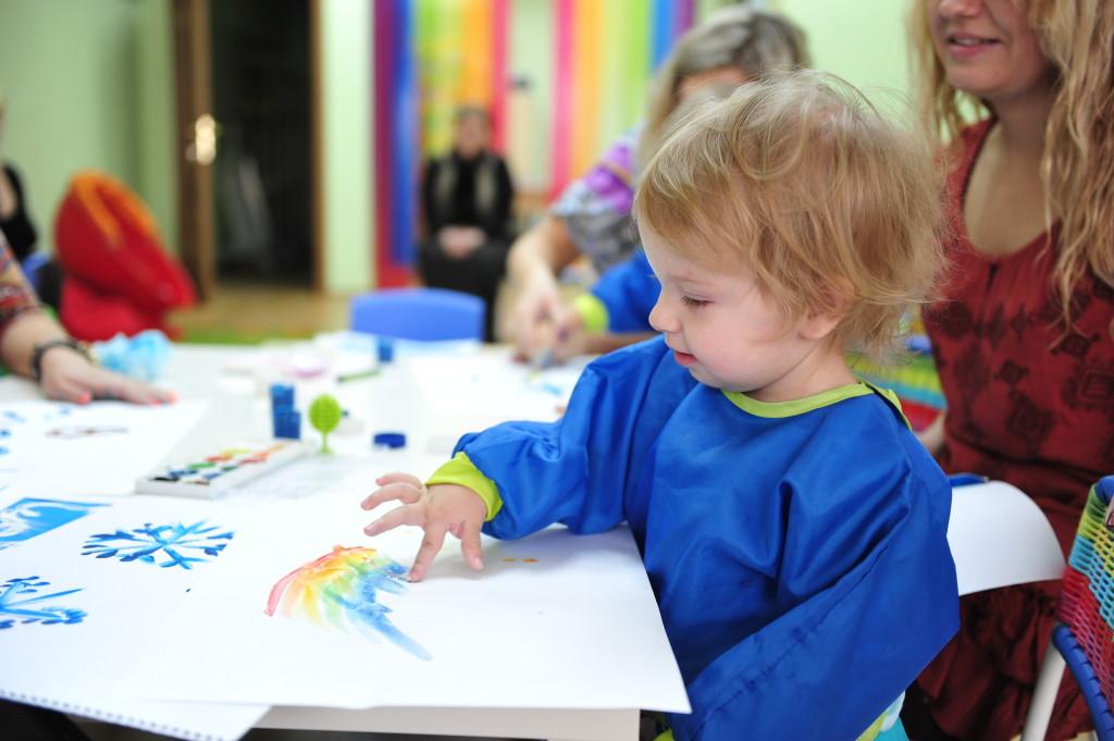 Центры раннего детского развития в Киеве