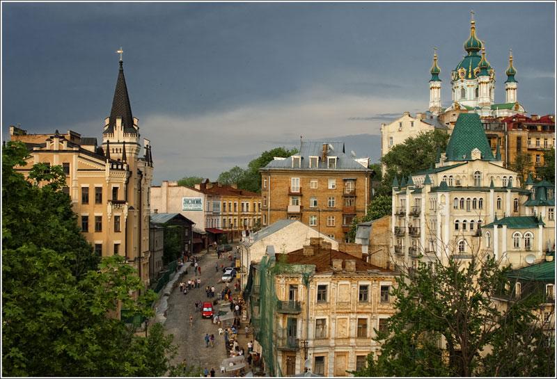 Историческая часть Киева