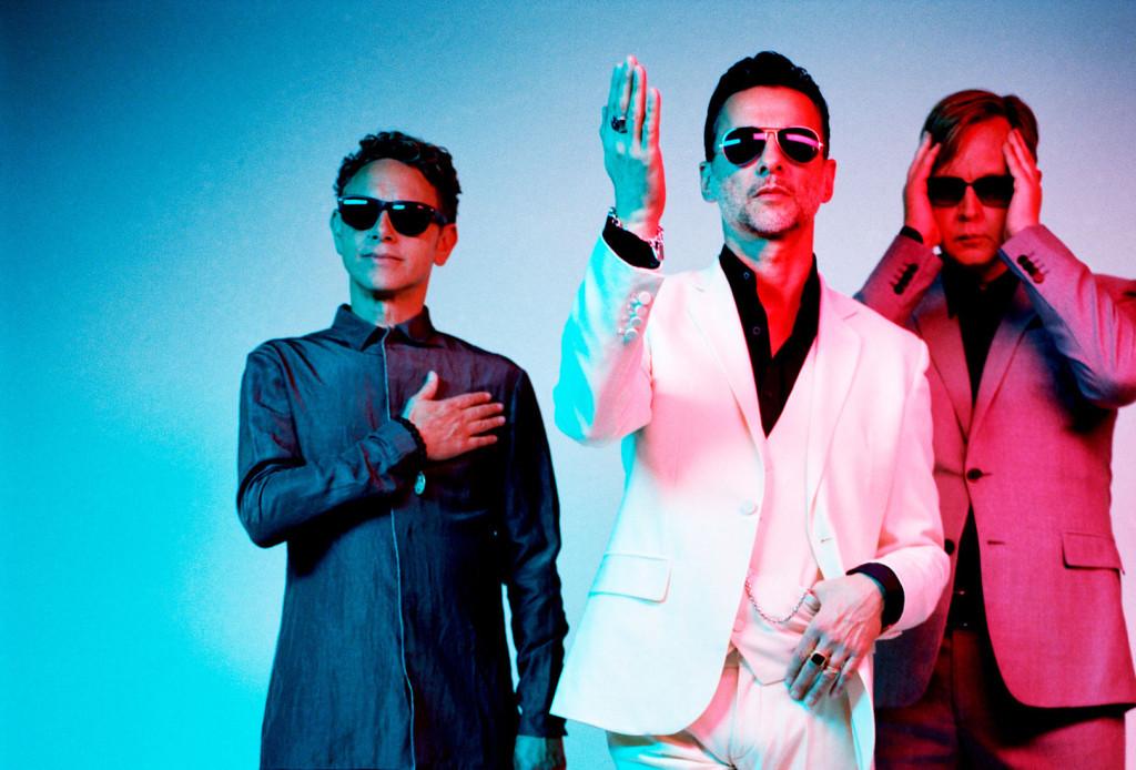 Конкурс на лучшее признание в любви группе Depeche Mode