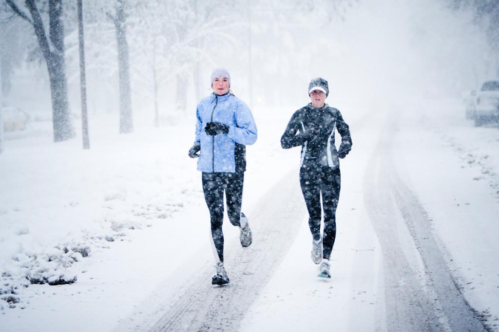 Занятия бегом зимой. О чем важно помнить
