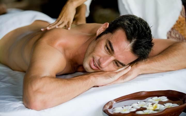 Боди массаж. Как расслабиться после трудного дня