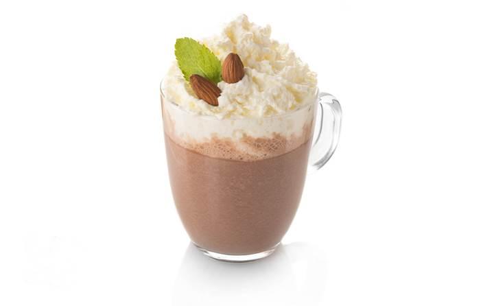 Мятный какао