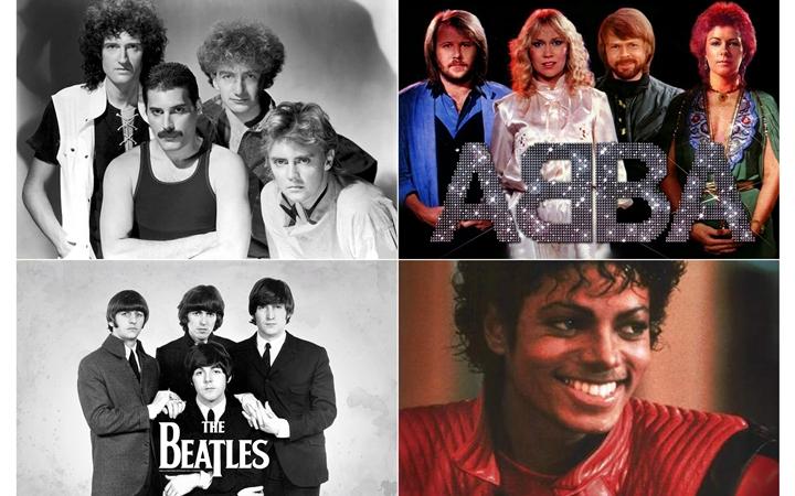 Самые популярные песни всех времен
