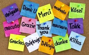 Международный день «спасибо». 11 января