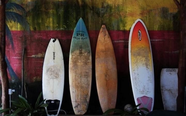 Как выбрать снаряжение для серфинга?
