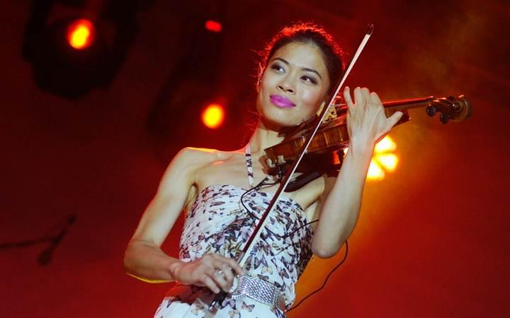 Известная скрипачка выступит на зимних Олимпийских играх за Таиланд