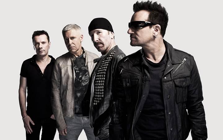 Группа U2 дала концерт впервые за три года