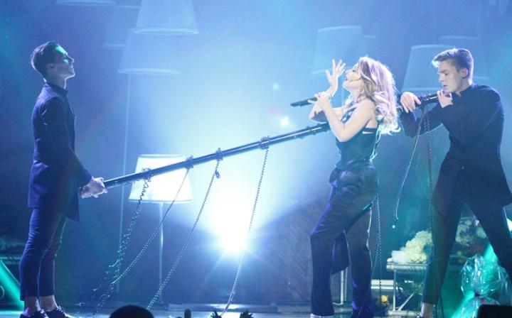 Отчет с концерта Тины Кароль